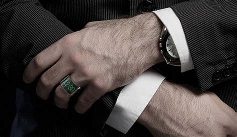 Grandcentral Rings All Your Phones At Once by Forget Your Smart And Start Wearing Smarty Ring