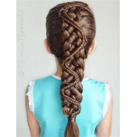 written instructions for 5 strand dutch braid 37 best stacked braid hairstyles images on pinterest