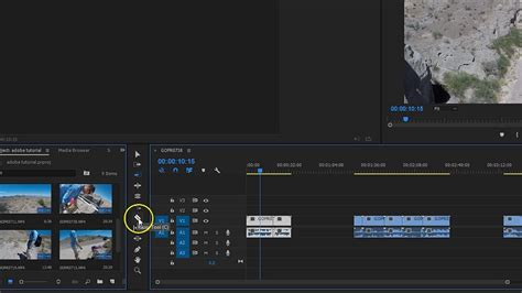 adobe premiere pro how to split a clip how to edit video in adobe premiere pro beginners guide