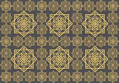 islamic style seamless pattern vector free download islamic ornament seamless pattern download free vector