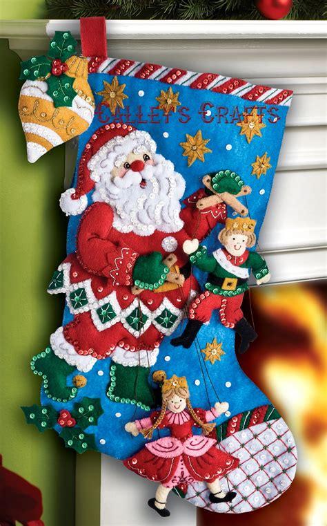 bucilla christmas felt kits madinbelgrade
