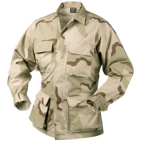 Blouse Bda helikon genuine bdu shirt cotton ripstop 3 colour desert helikon bdu 1st