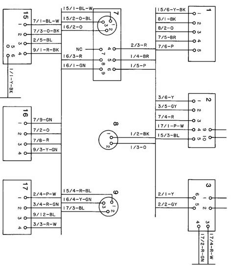 wiring diagram standards efcaviation