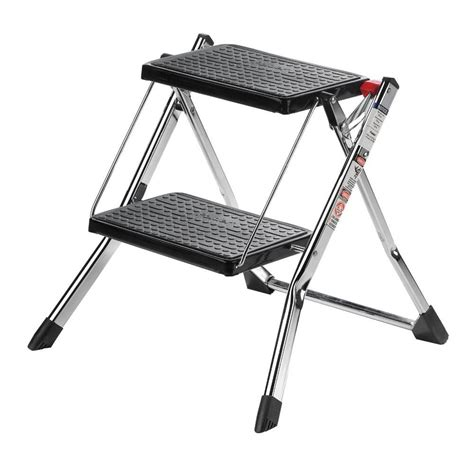 Polder 2 Step Mini Stool by Polder 2 Step Mini Stool 90401 05s The Home Depot