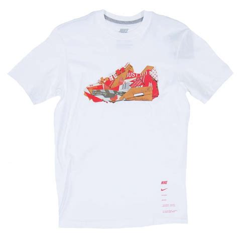 Nike Air Max T Shirt nike air max collage t shirt white mens t shirts from