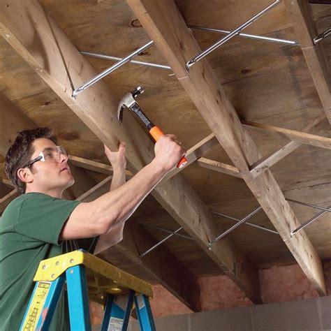 stiffen  floor  bridging  family handyman