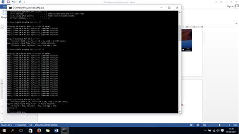 alamat untuk mengecek bug host cara untuk mengecek hubungan host komputer dengan host
