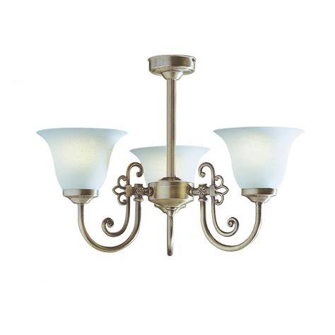 Brass Ceiling Lights Woodstock Traditional Antique Brass Light For Low Ceilings