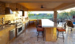 Custom Backyard Bbq Grills by Outdoor Kitchens And Custom Barbecues Outdoor Living