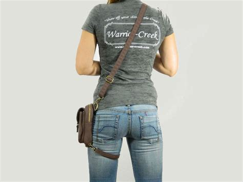 warrior packs fashionable concealed carry for females