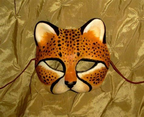 cheetah mask template cheetah mask masks