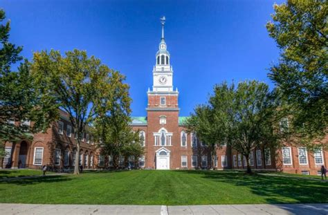 Dartmouth History Major New York Mba by Stuyvesant High School League Acceptance Rate New