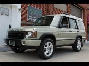 2004 land rover discovery problems manuals and