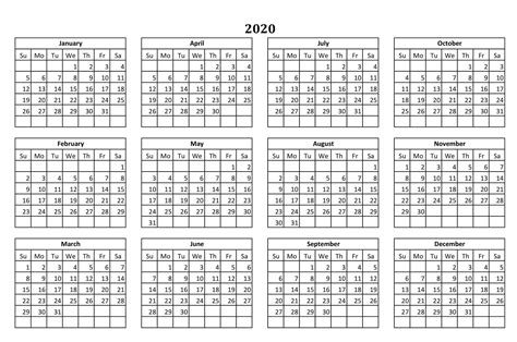 page yearly calendar  printable cute  calendars  students education  page