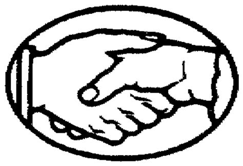 coloring page of shaking hands shaking hands gif clipart best