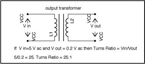 transformer impedance formulas calculating output transformer impedance sarris custom s