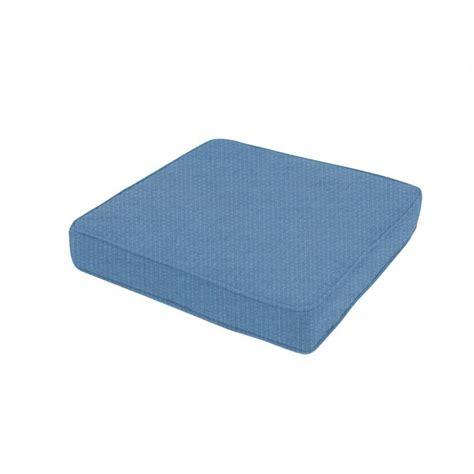 Outdoor Floor Cushion by Paradise Cushions Blue Outdoor Floor Pool Cushion Pl05pc2