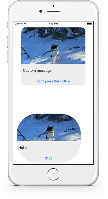 xcode create layout create an ibdesignable uiview subclass with code from an
