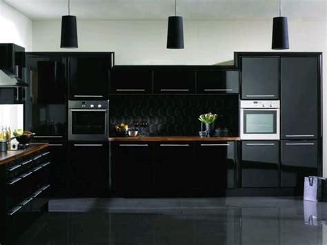 black kitchens designs kitchen decor furniture home design ideas