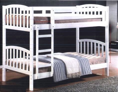 double decker bed artie double decker bed furniture home d 233 cor fortytwo