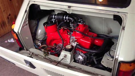 Fiat 126 Engine Fiat 126p Abarth Replica Engine Start