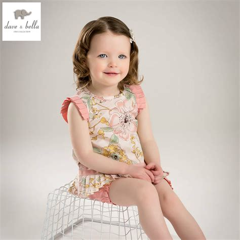 Kb Set Baby Pink db5221dave summer baby pink floral clothing