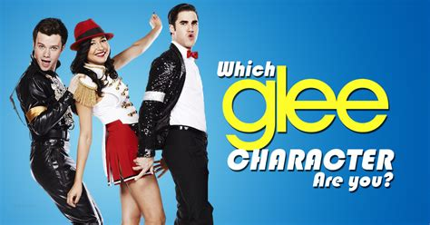 what character are you which glee character are you brainfall