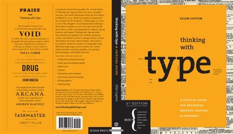 libro thinking with type second dgcv tag archive reportajes
