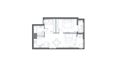 750 square feet floor plan 3 one bedroom apartments under 750 square feet 70 square