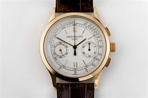 Rolex Cellini Merah 001 Chrono Detik yellow gold box papers ref 5170j 001 patek philippe chronograph watches the club