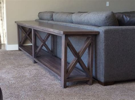 Best 20  Extra Long Console Table ideas on Pinterest   Table behind couch, Wall behind couch and