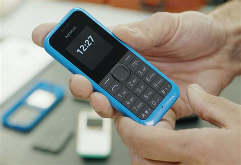 new nokia cell phones 2015 a phone for two markets inside the new nokia 105