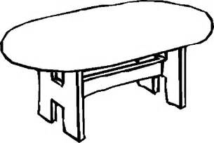 coloring table table 45 free printable furniture coloring pages