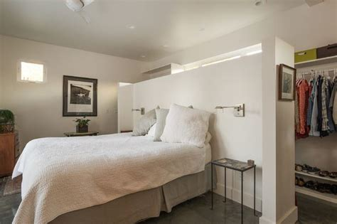 closet behind bed 58 best false wall behind bed images on pinterest