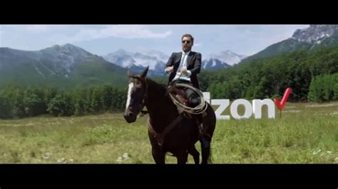 verizon unlimited tv commercial horse featuring thomas