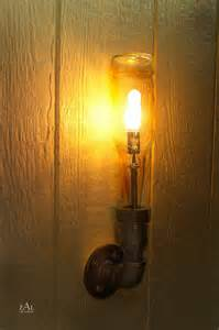 Hardwired Wall Sconce Wall Light Lamp Beer Bottle Plumbing Pipe Amp Fittings Wall