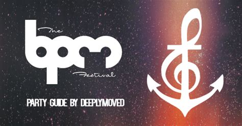 best house music festivals in the world bpm festival 2015 lineup and party guide 171 deeplymoved