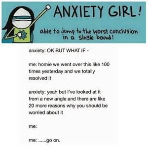 Anxiety Meme - 6 illustrations that tackle mental health x stigma
