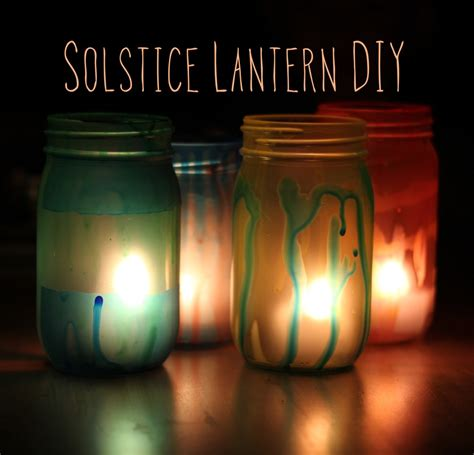 Diy Lantern Lights Diy Tutorial For Mod Podge And Solstice Lanterns