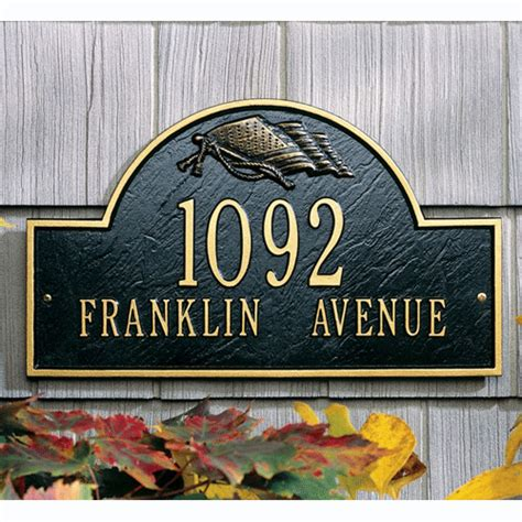 write on new jersey tag archive address plaques and