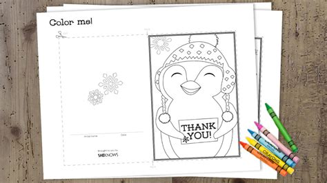 printable christmas cards for students 3 printable holiday thank you cards kids can color