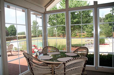 sunroom designs dining room desainideas