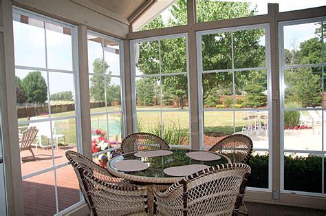 Adorable Sun Room Home Interior Design Ideas With Glass