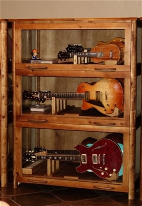 33 Guitar Storage Cabinet Plans, Download Guitar Storage