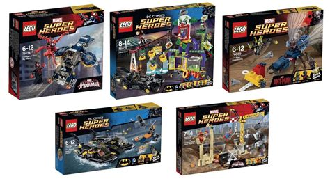 dc super heroes lego sets summer 2015 lego super heroes official images of the summer set wave