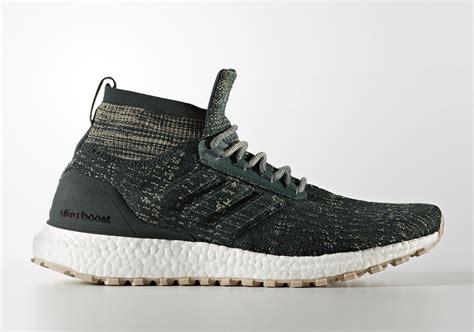 Adidas Ultra Boost Atr Mid Trace Khaki 100 Original Sneakers adidas ultra boost atr mid trace olive cg3002 sneakerfiles