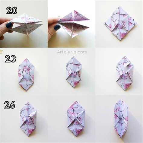 tutorial origami in italiano tutorial origami il cubo o pallina artoleria