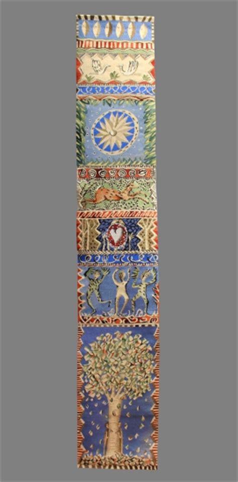 bordure de tapisserie bordure des bois cit 233 internationale de la tapisserie