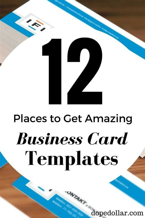 best 25 best business cards ideas on pinterest creative