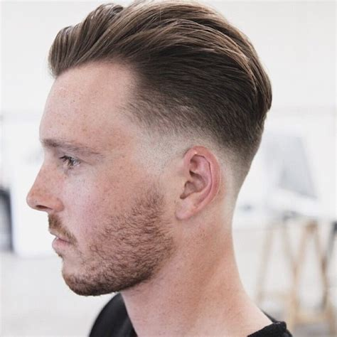 Mens Fade Hairstyles by Top 30 Taper Fade Mens Haircut Styles